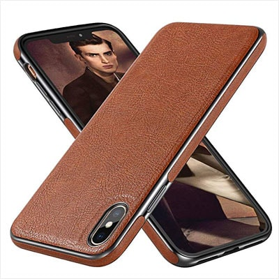 newest 5a0ab 05973 iPhone XS Max Best Leather Cases | Best iPhone Accessories