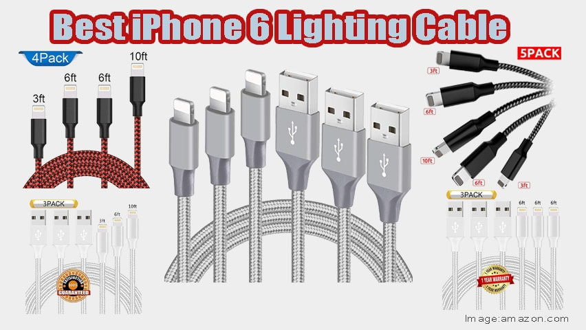 Best Iphone 6 Lighting Cable In 2019 Accessories