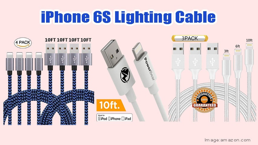 Best Iphone 6s Lighting Cable In 2019 Accessories
