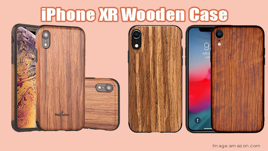 new products eb7eb 55cb8 Best iPhone XR Wooden Case   Best iPhone Accessories