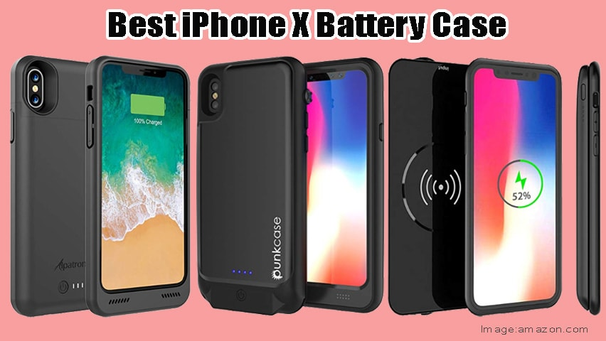designer fashion 88e6c add42 Best iPhone X Battery Case for Non Stop Charging | Best iPhone ...