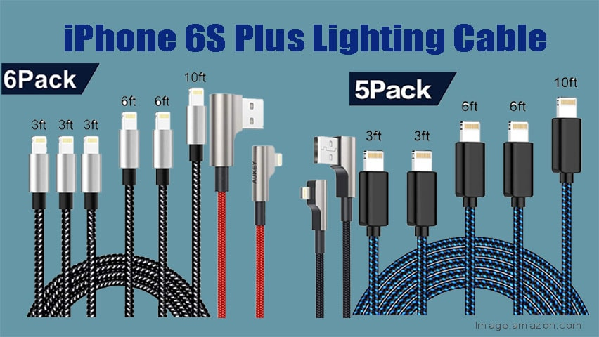 Best Iphone 6s Plus Lighting Cable In