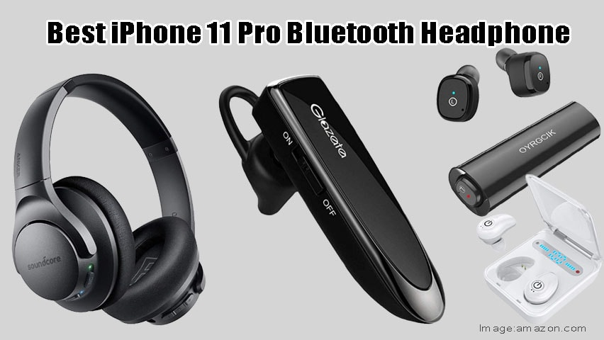 Best Iphone 11 Pro Bluetooth Headphone And Earbuds Cool Iphone Accessories